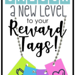 How to use reward tags in your classroom!